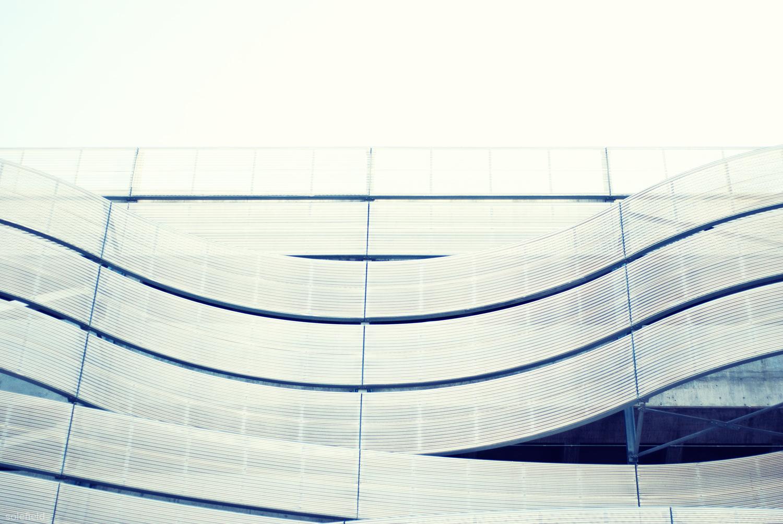Wavy Building Exterior
