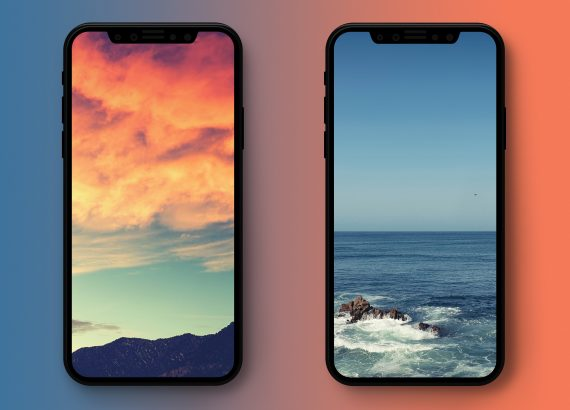 Nature Wallpapers on iPhone X