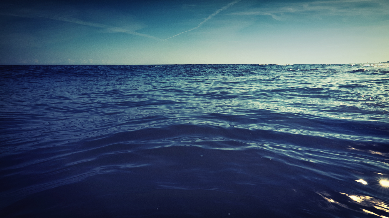 Blue Ocean in Florida