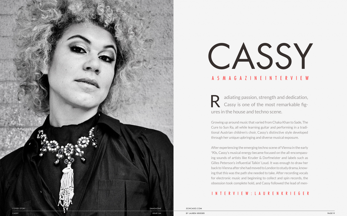 Cassy Interview 5Mag