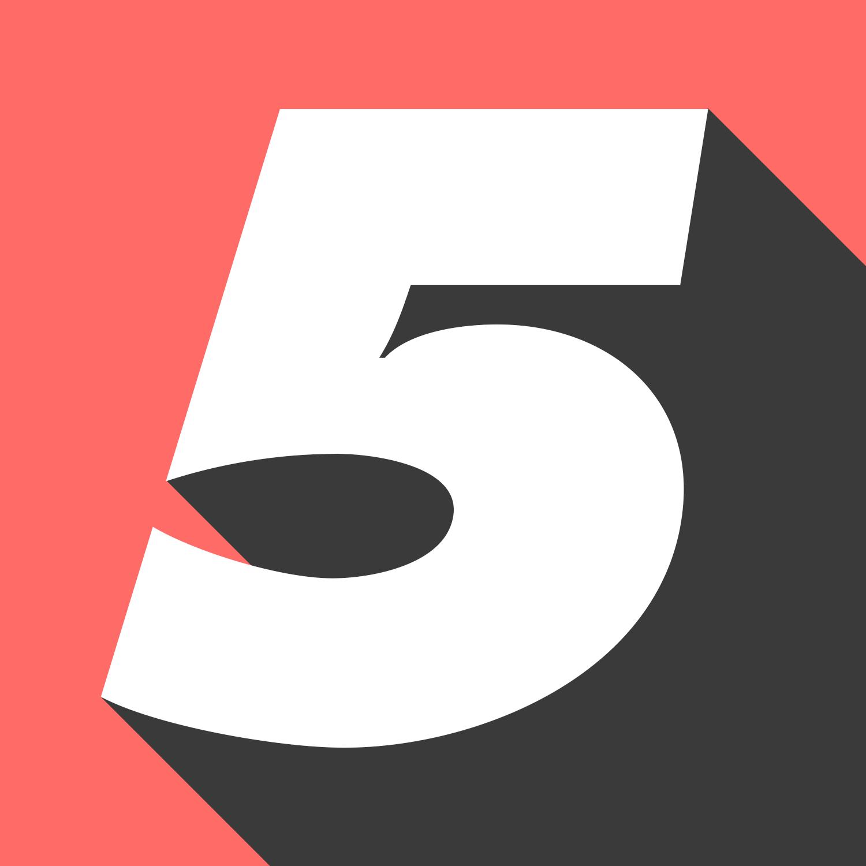 5 Mag Logo