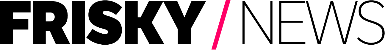 FRISKY News Logo