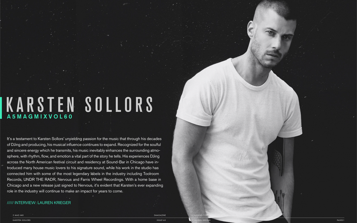 Karsten Sollors 5 Mag Interview