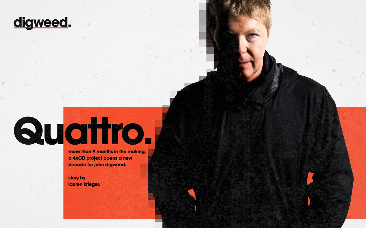 John Digweed Article in 5Mag