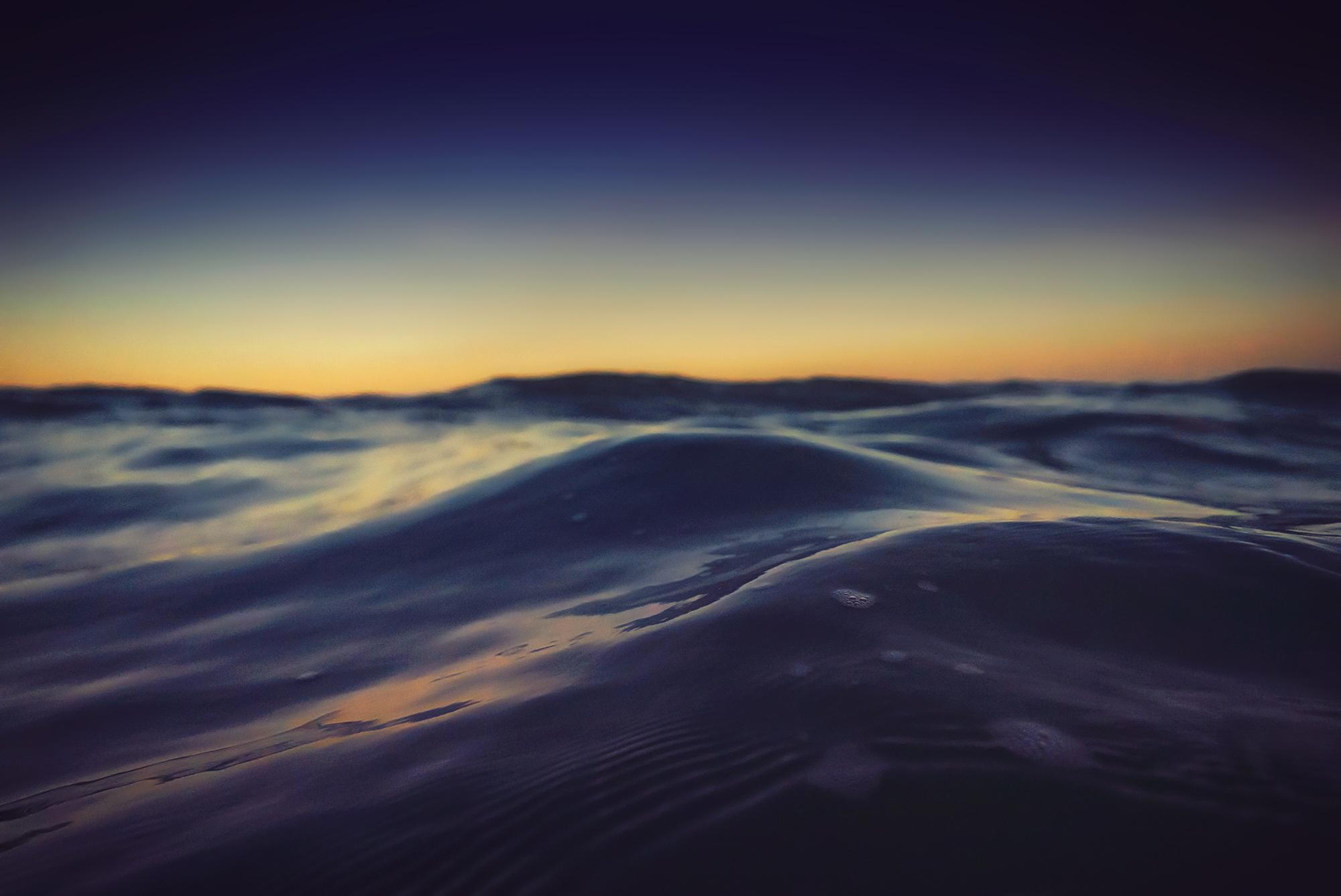 Ocean Wave Detail